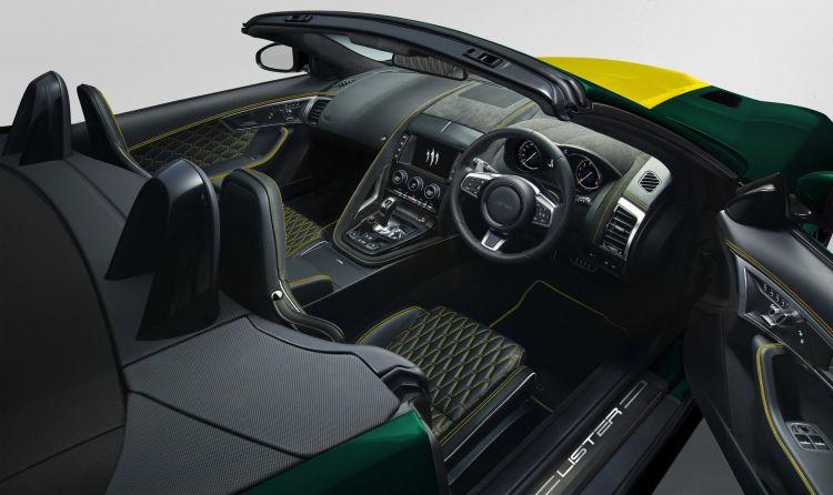 Lister Lft C Jaguar F Type 5