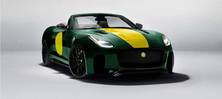 Lister Lft C Jaguar F Type P