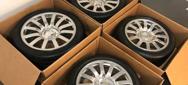 Llantas Bugatti Veyron P