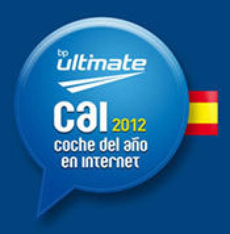 CAI Coche del Año en Internet 2012
