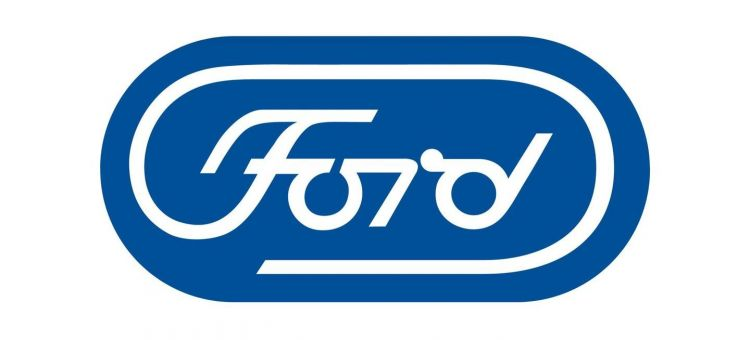 Logotipo Ford Paul Rand P