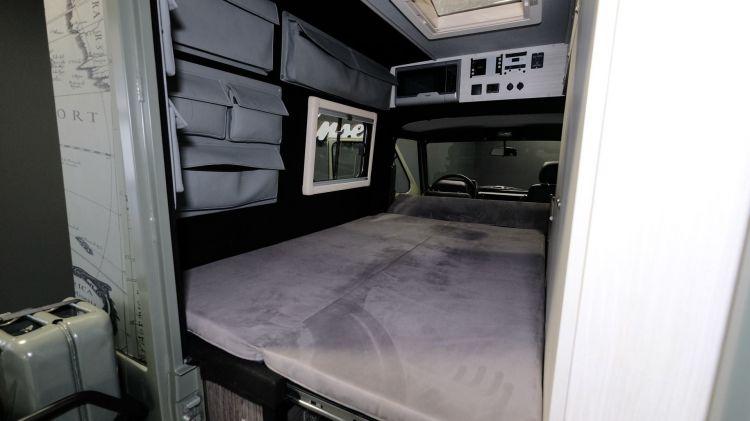 Lorinser Puch Mercedes Clase G Camper 2020 12