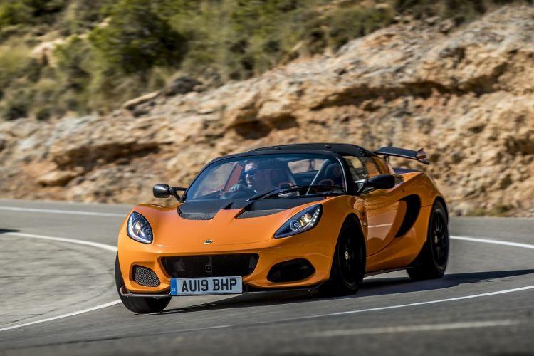 Lotus Elise 250 Cup 1019 010
