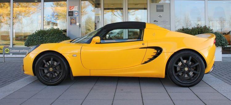 Lotus Elise 333000 Km P