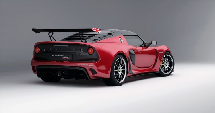 Lotus Elise Exige Final Edition 2021 0221 017