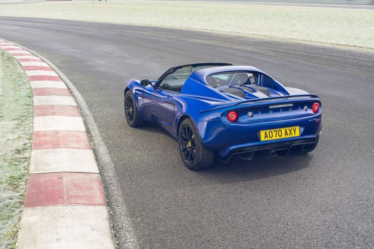 Lotus Elise Exige Final Edition 2021 0221 022