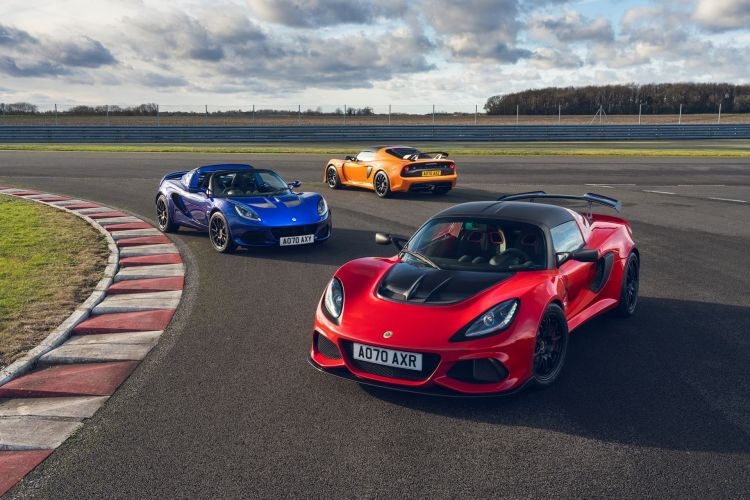 Lotus Elise Exige Final Edition 2021 0221 062