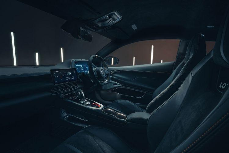 Lotus Emira 2022 Interior 1