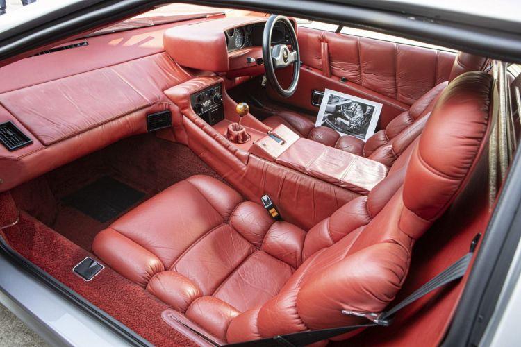 Lotus Esprit Colin Chapman 4