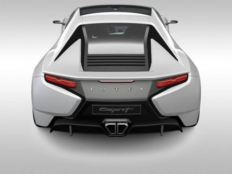 El desarrollo del Lotus Esprit cerca de su fin... pero con problemas para llegar a comercializarse
