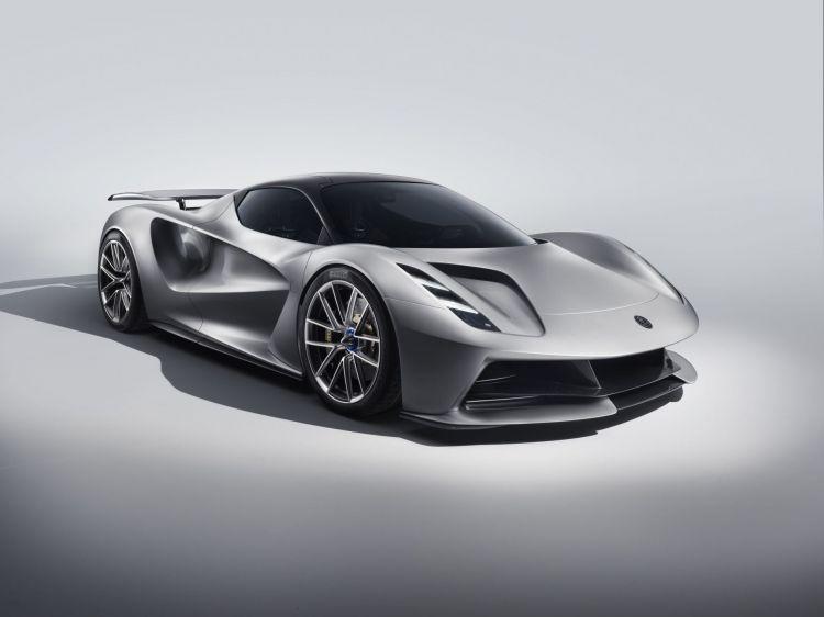 Lotus Evija 2020 16