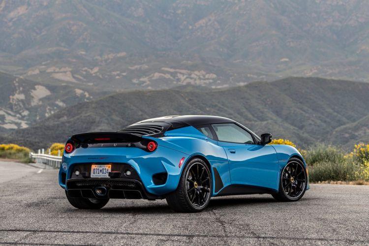 Lotus Evora Gt 2020 6