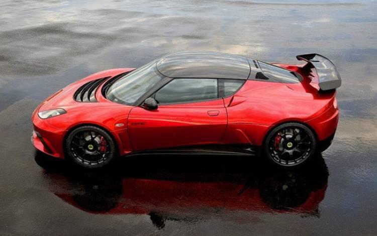 Lotus Evora GTE by Swizz Beatz