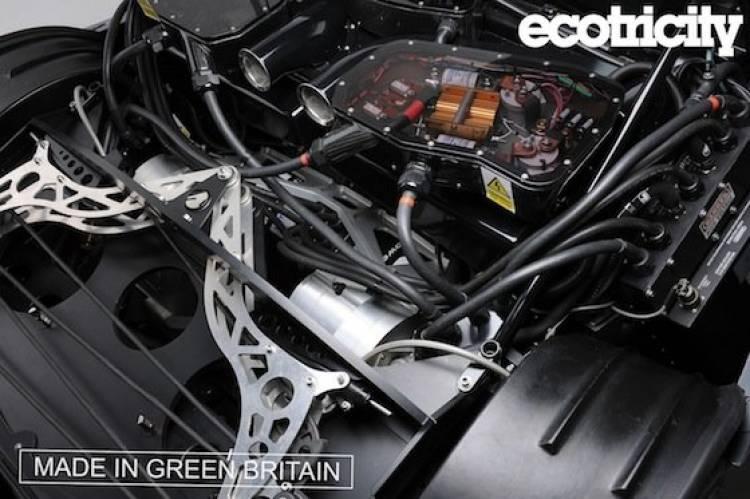 Lotus Exige Nemesis de Ecotricity