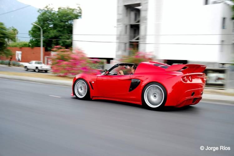 Lotus Exige S al estilo mexicano
