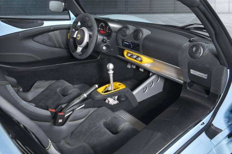 Lotus Exige Sport 410 2