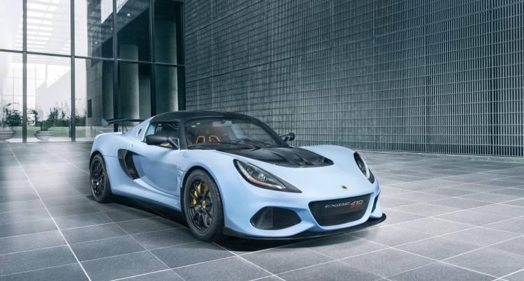Lotus Exige Sport 410 Portada