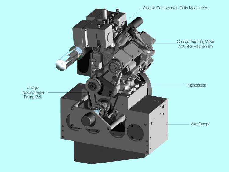 Lotus Omnivore Engine Concept