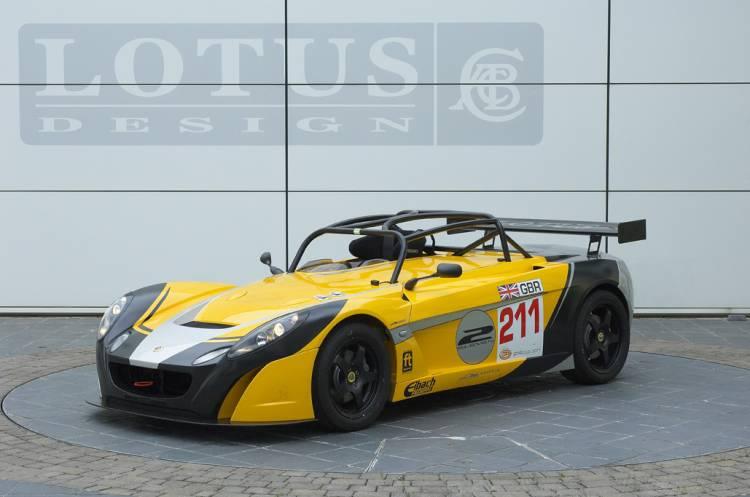 Lotus Sport 2-Eleven GT4 Supersport