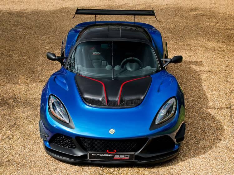 e6aa787f5ddc Lotus Exige Sport y Exige Cup  precios