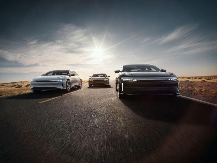 lucid air 2021 02 750x El Lucid Air de producción ya está aquí: dura competencia para los #Tesla Model S y Porsche Taycan