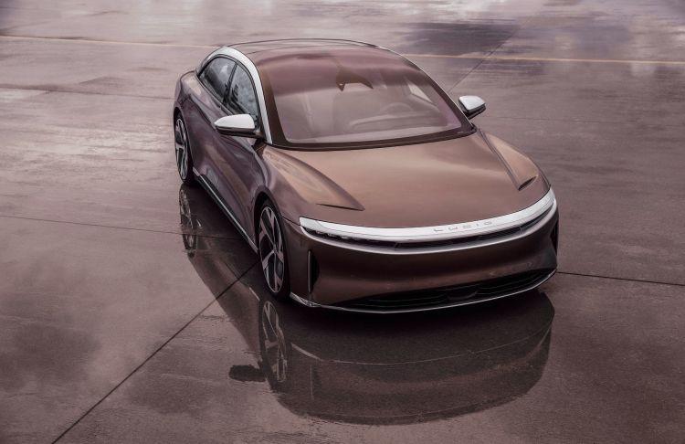 lucid air 2021 04 750x El Lucid Air de producción ya está aquí: dura competencia para los #Tesla Model S y Porsche Taycan