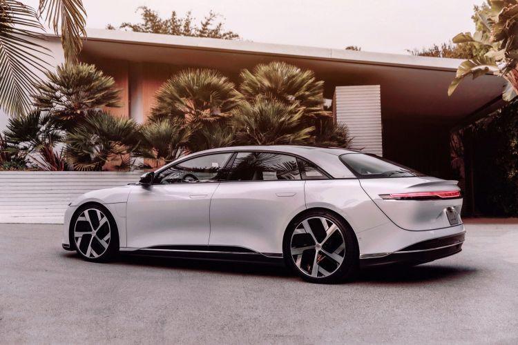 lucid air 2021 09 750x El Lucid Air de producción ya está aquí: dura competencia para los #Tesla Model S y Porsche Taycan