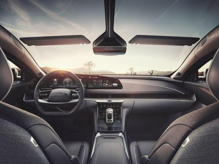 lucid air 2021 11 750x El Lucid Air de producción ya está aquí: dura competencia para los #Tesla Model S y Porsche Taycan