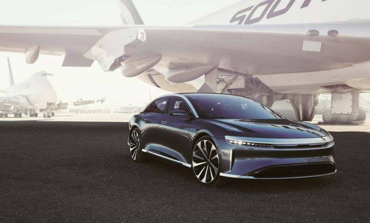 Lucid Air Alternativa Tesla Model S 01