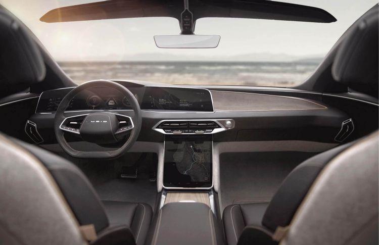 Lucid Air Alternativa Tesla Model S 03