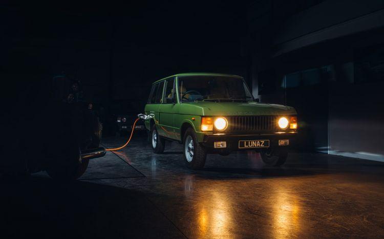 Lunaz Range Rover Electrico 01