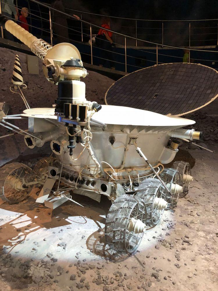 Lunokhod Rover Lunar Union Sovietica
