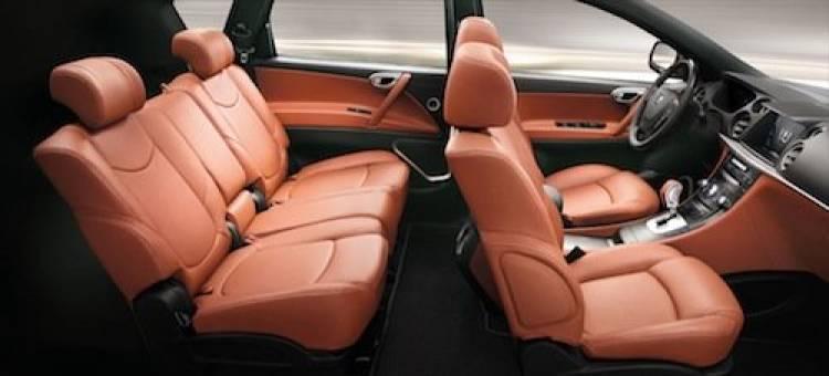 Luxgen7 SUV, un SUV tailandés con mucho estilo europeo