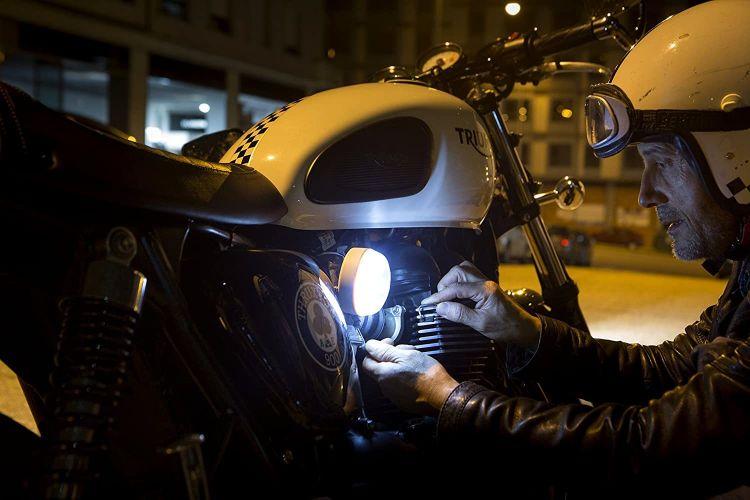 Luz V 16 Moto