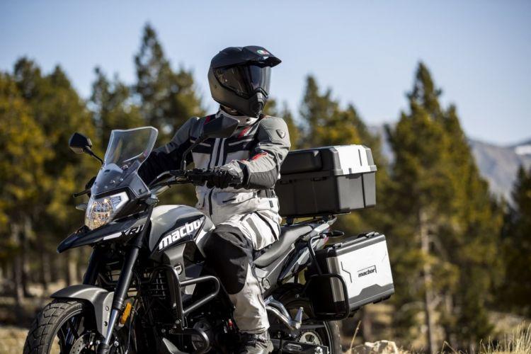 Macbor Montana Xr1 Rider