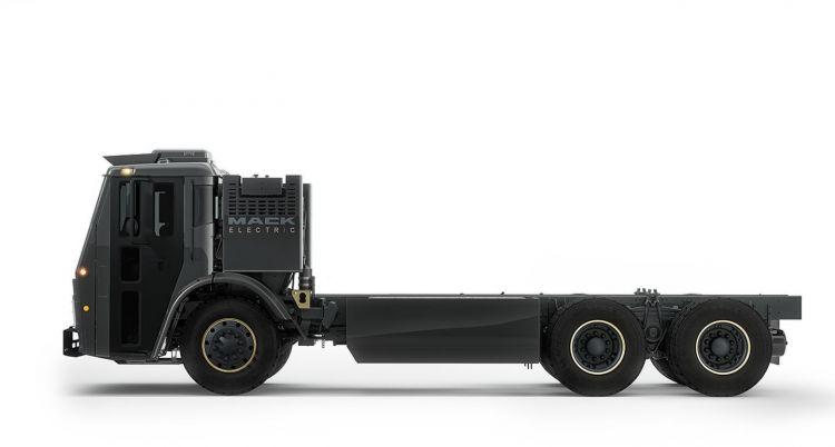 Mack Lr Camion Electrico 4