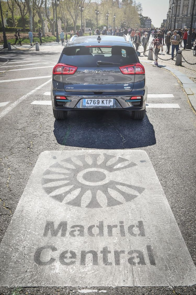 Madrid Central Kia