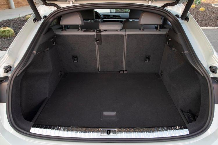Maletero Audi Q3 Sportback 63