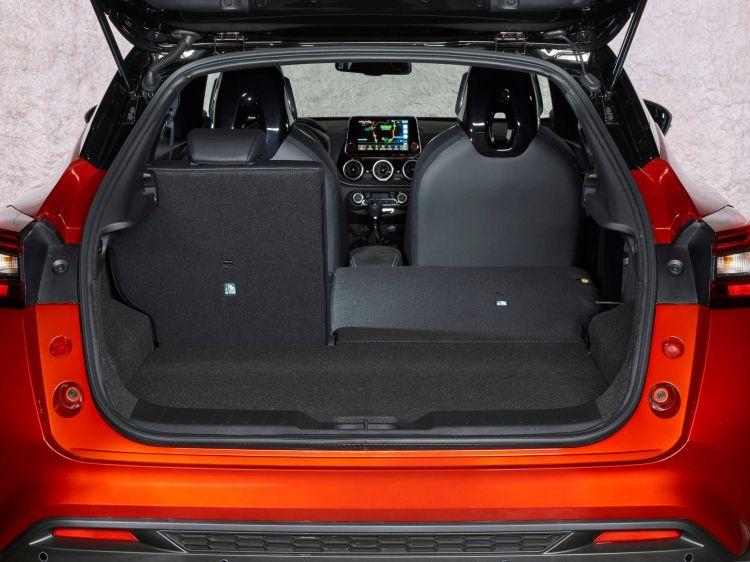 Maletero Nissan Juke 2020