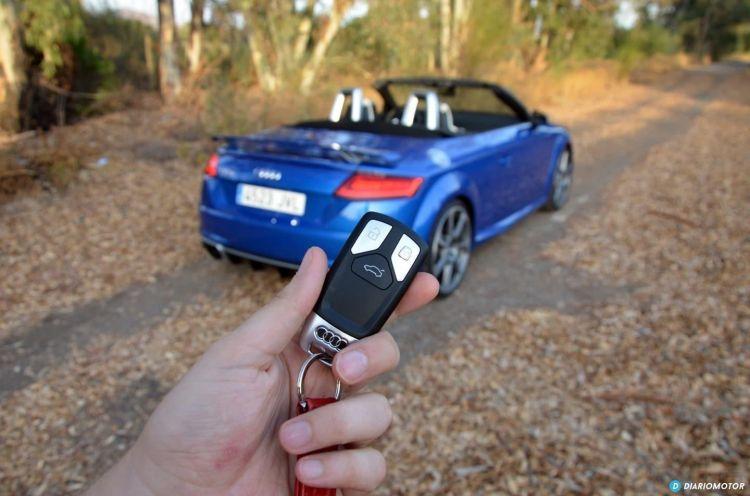Mando Distancia Garaje Audi