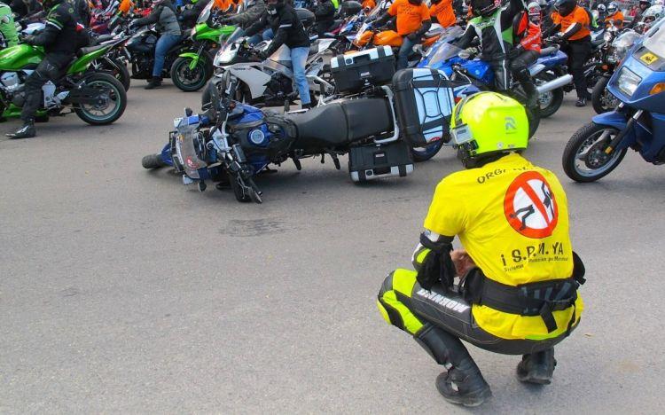 Manifestacion Motos 6 D Madridd Jpg