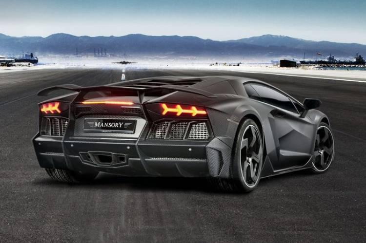 Mansory Carbonado, dosis de 1.250 CV para el Lamborghini Aventador