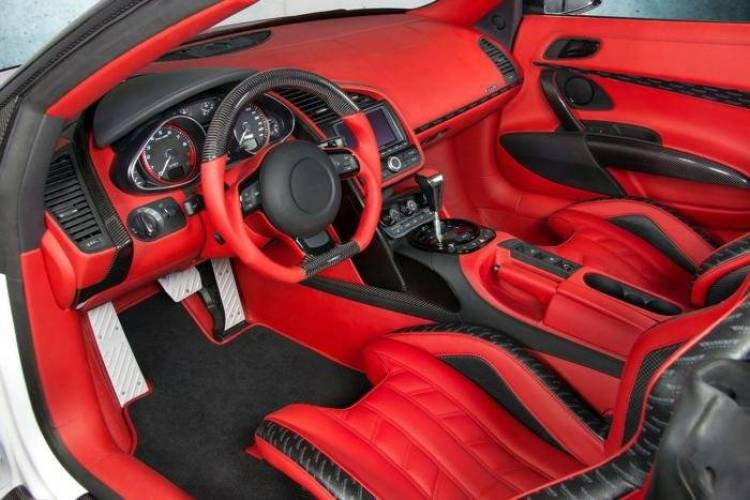 Mansory R8 Spyder V10
