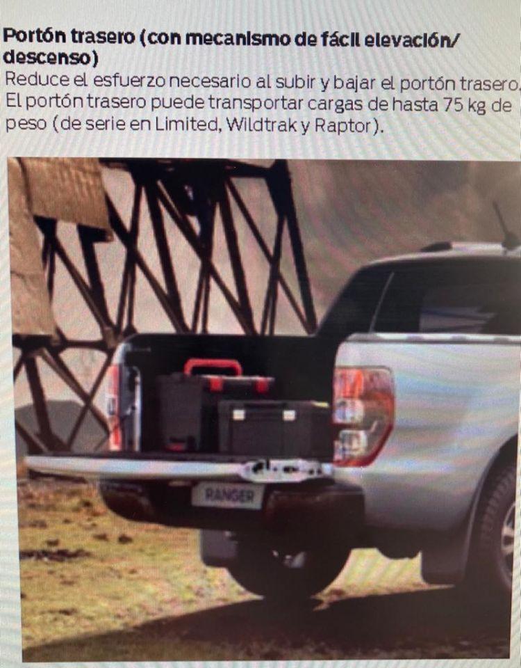 Manual Ranger Porton 75kg