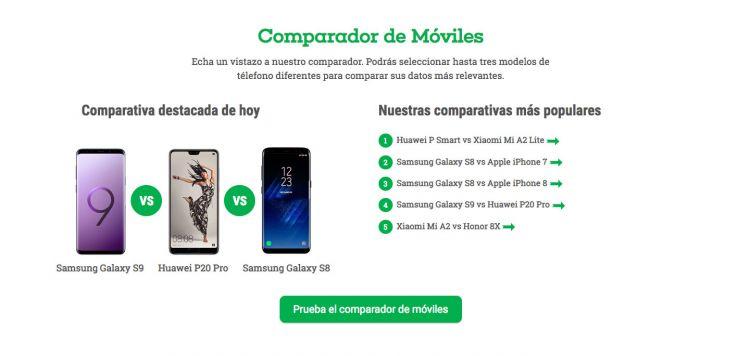Mapache Guru Comparador Telefonos Moviles 01