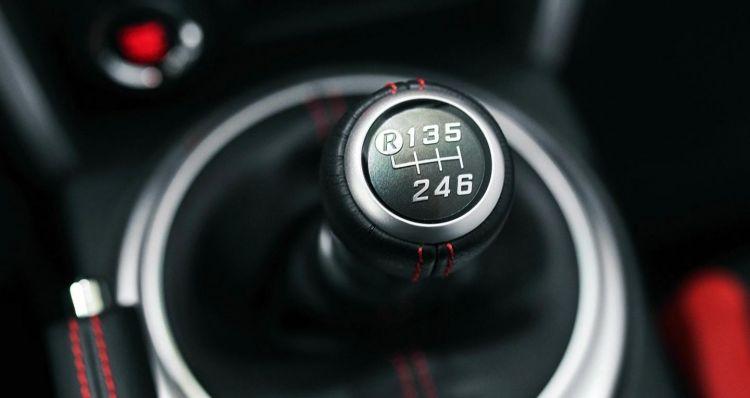 Marcha Atras Dgt Toyota Cambio Manual