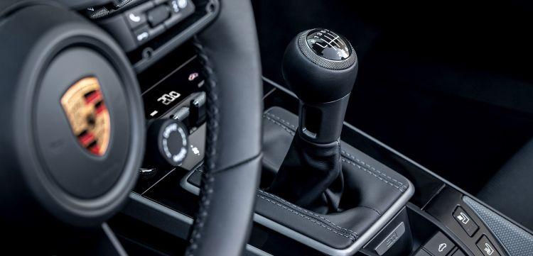 Marchas Largas Coche Cambio Manual Porsche 7 Velocidades 1