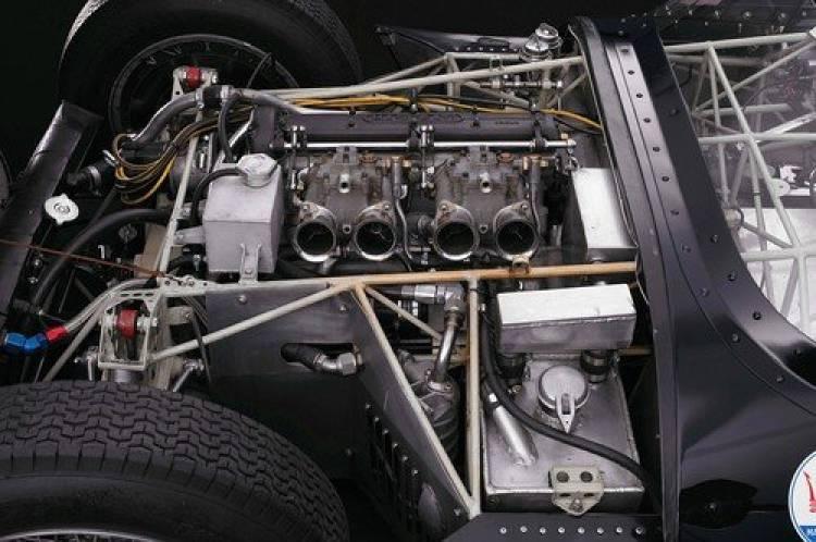 Un precioso Maserati Tipo 61 Birdcage a subasta
