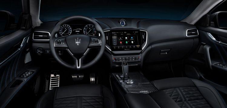 Maserati Ghibli Hybrid 21