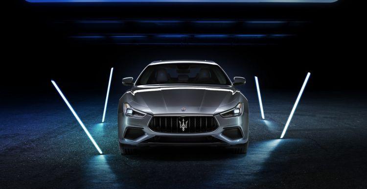 Maserati Ghibli Hybrid 5
